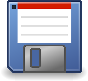 Floppy Disk, Disk, Storage, Data, Save, Store, 3 5