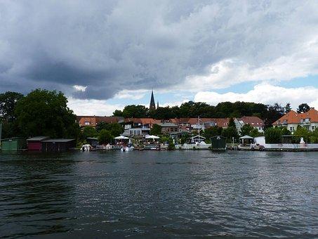 Mecklenburg, Malchow, Lake District