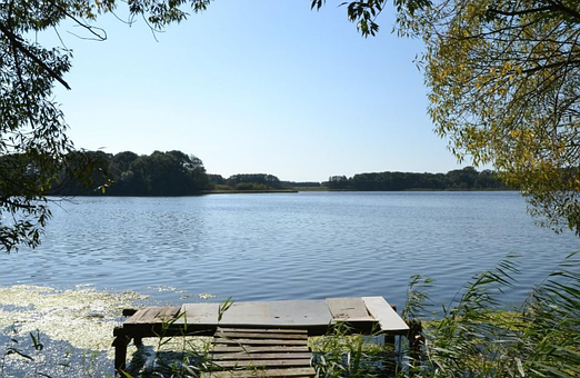 Mecklenburgische Seenplatte, Mecklenburg, Lake, Nature