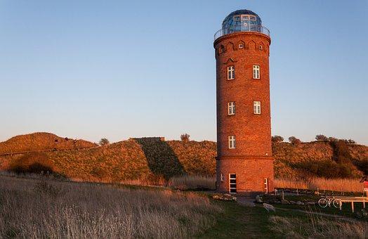Rügen, Cape Arkona, Lighthouse