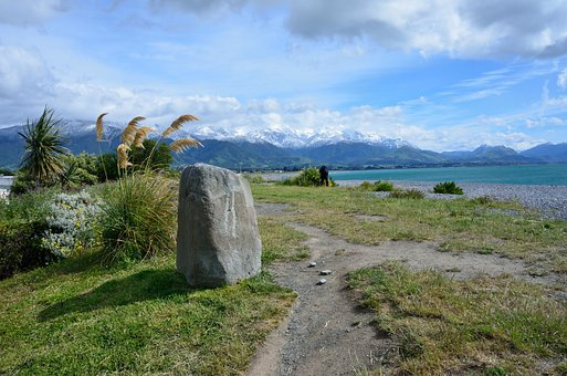 Kaikoura, Canterbury, New Zealand, West End, Aotearoa