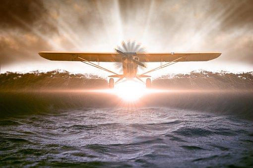 Aircraft, Propeller, Aviation, Fly, Flyer, Motor, Sky