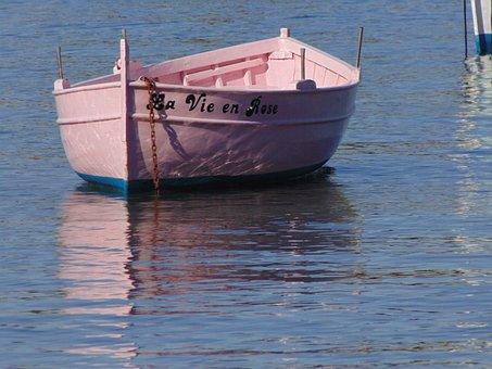 Boat, Sharp Méditerraneen, Cap D'antibes