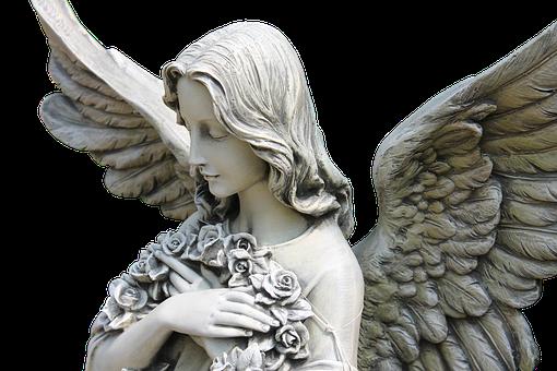 Angel, Wing, Fairytale, Mystical, Figure, Feelings