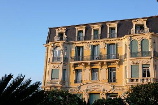 Menton, Summer, Holiday, France, Côte D ' Azur