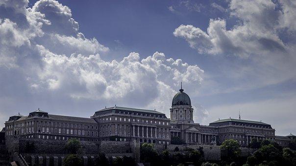 Buda Castle, Budapest, Hungary, Castle