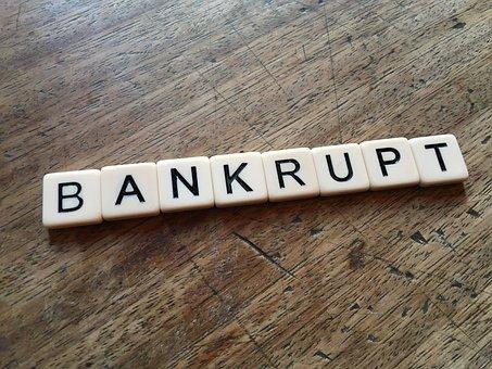 Bankrupt, Insolvent, Bankruptcy, Debt, Insolvency