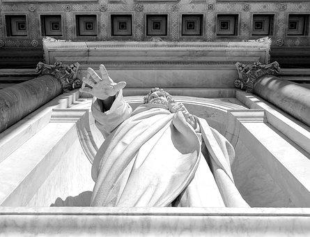 Rome, Lazio, Italy, San Giovanni In Laterano, Church