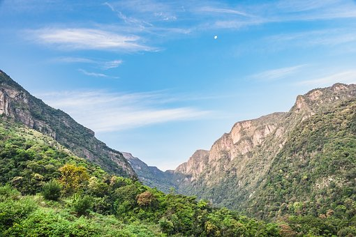 Mountain, View, Island, Landscape, Nature, Travel, Sky