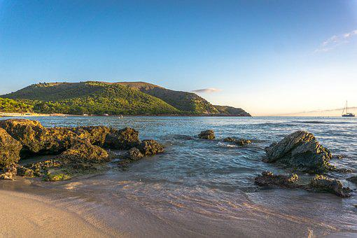 Mallorca, Beach, Sea, Sand, Holiday, Booked, Nature