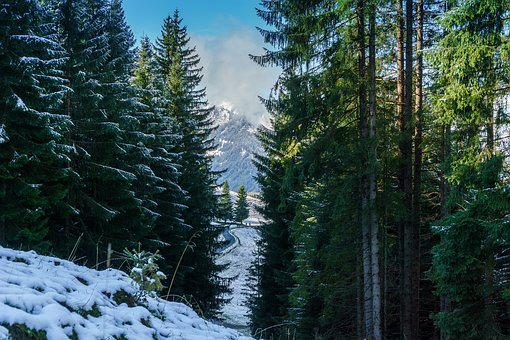 Kleinwalsertal, Hirschegg, Hike, Mountain, Mountains