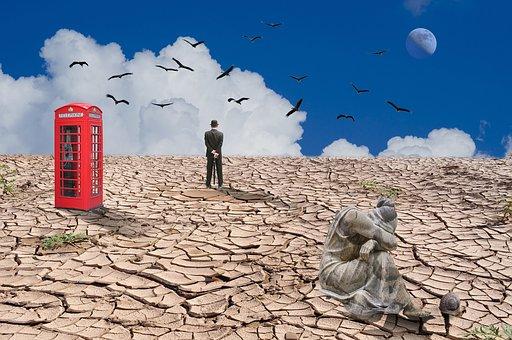 Desolation, Sadness, Indifference