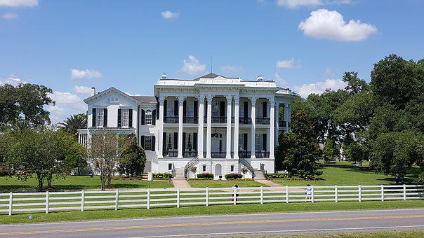 Plantation, Nottaway, America, Architecture, History