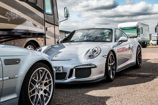 Porsche 911 Gt3, Porsche, 911, 991, Track, Car