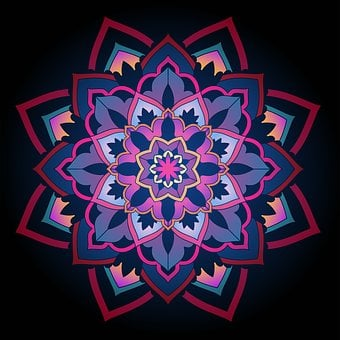 Mandala, Circular Pattern, Circular Ornament, Ornament