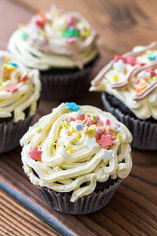 Cupcakes, Cupcake, Muffin, Confectionery, Cake, Dessert