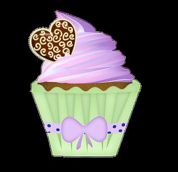 Clipart, Clipart Cake, Cupcake, Cake, Food, Sweet