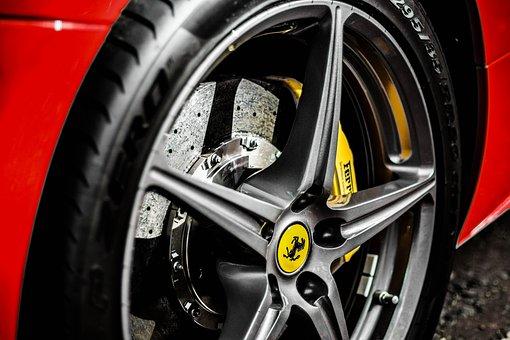 Supercar, Ferrari, Style, Car, Auto, Vehicle, Motor