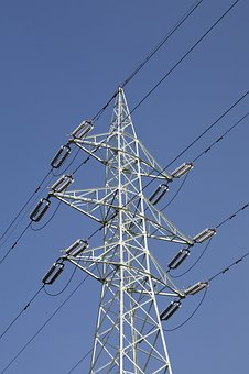High-voltage Lines, Frontline, Iron Tower, Cord