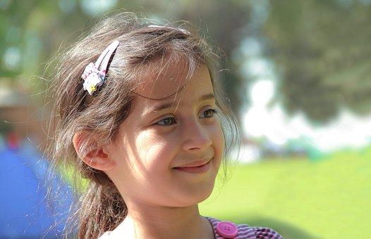 Cute, Smiley Face, Mood, Sweet, Lovely, Head, Children