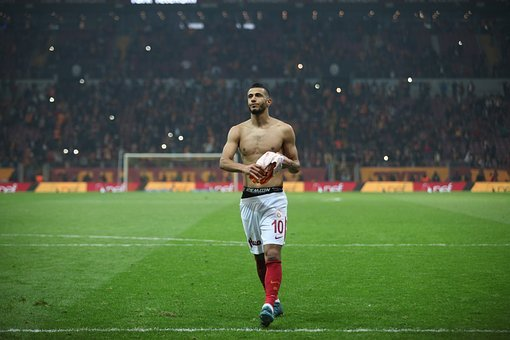 Galatasaray, In Belhan Younes, Lake, Yellow-red