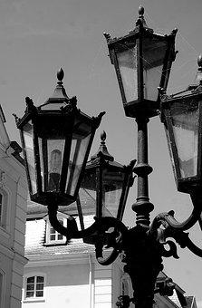 Lantern, Lamp, Lighting, Vintage Lantern, Street Lamp
