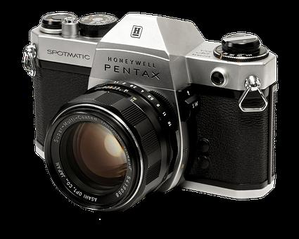 Pentax, Lenses, Old, Old Camera, Nostalgia, Camera