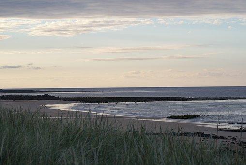 St Combs Beach, Fraserburgh, Aberdeenshire, Scotland