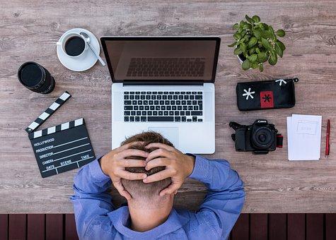 Youtuber, Blogger, Screenwriter, Desperate, Uninspired