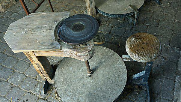 Age Potter's Chair, Nostalgic, Potters, Historically