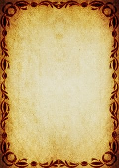 Frame, Ornaments, Background, Decorative, Deco