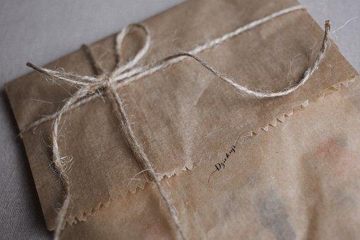 Bag, Beige, Craft, Decorative, Eco, Envelope, Keep