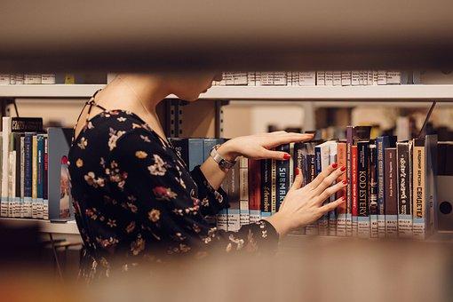 People, Academic, Book, Books, Bookshelf, Bookshelves