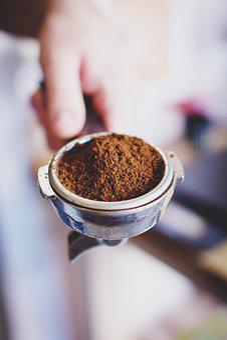 Food, Drinks, Cafe, Coffee, Espresso, Grinded
