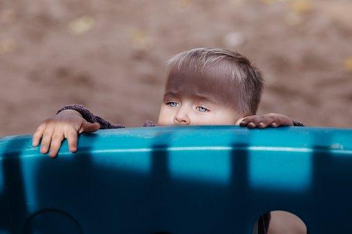 People, Activity, Autumn, Boy, Child, Childhood, Climb