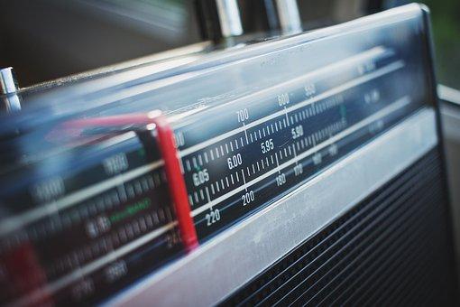Audio, Broadcast, Broadcasting, Classic, Closeup