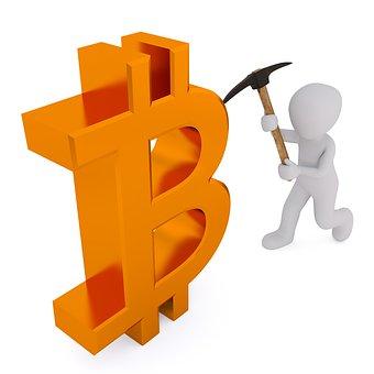 Bitcoin, Mining, Btc, Crypto-currency, Crypto, Money