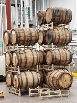 Kegs, Brewery, Beer, Alcohol, Drink, Barrel, Equipment