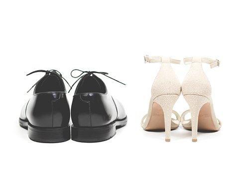 Fashion, Black, Calf, Elegant, Formal, Heels, High
