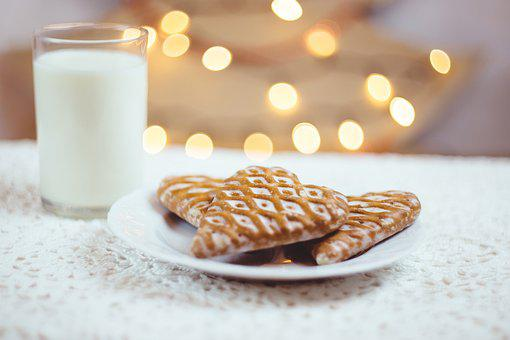 Food, Drinks, Baked, Beverage, Biscuit, Bokeh, Brown