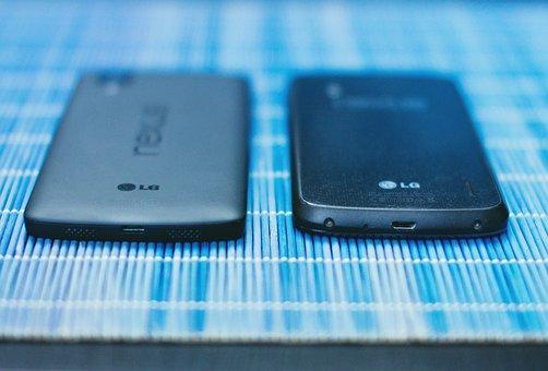 Google, Lg, Mobile, Nexus, Nexus 4, Nexus 5, Phone