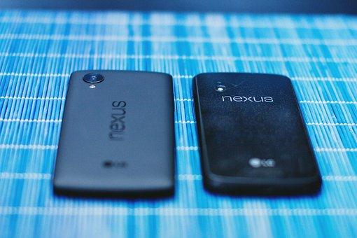 Google, Mobile, Nexus, Nexus 4, Nexus 5, Phone