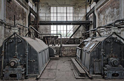 Lost Place, Peenemünde, Power Plant, Industrial Plant