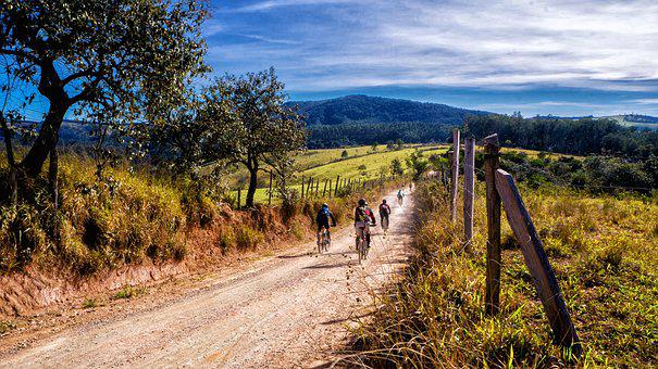 Road, Path, Interior, Cycling, Bike, Mountain Biking