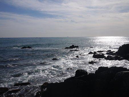 Sea, Japan Sea, Winter Sea