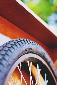 Bike, Coffee, Tyre, Wheel