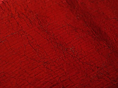 Red, Fabric, Textile, Abstract Pattern, Vivid Color