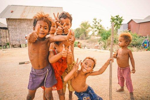 Asia, Asian, Boys, Cambodia, Cambodian, Child