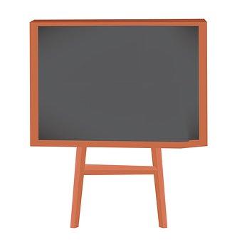 Blackboard, The Classroom, Clip Art, Clipart, Cute