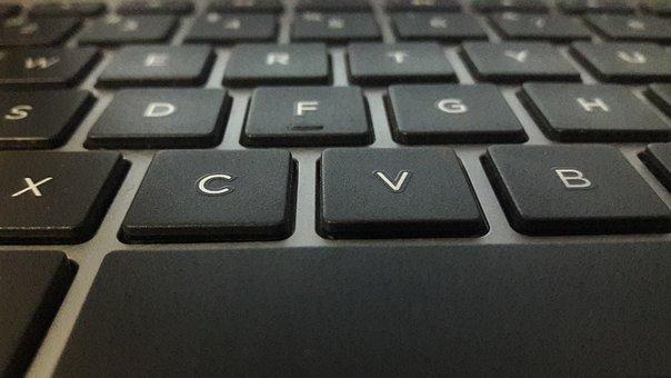 Keyboard, Keys, Laptop, Computer, Button, Keypad, Pc